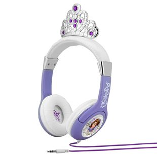 Disney Sofia the First Princess Headphones