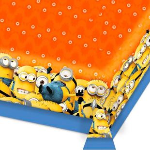 Despicable Me Minions Plastic Tablecover