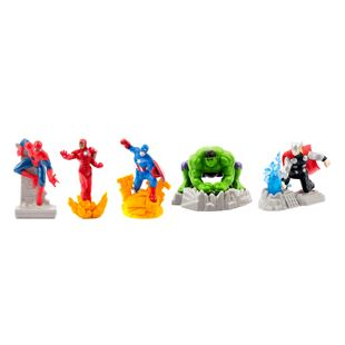 Marvel Deluxe Mini Figurines