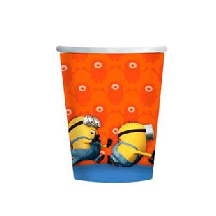 Despicable Me Minions Party Paper Cups