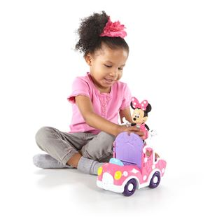 Disney Minnie Mouse Pony Trailer