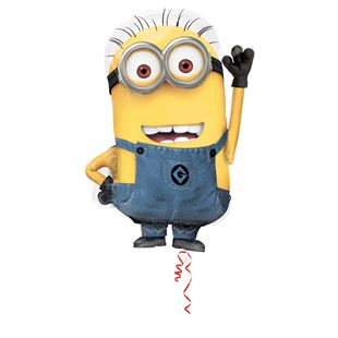 Despicable Me Minion Super Shape Foil Balloon