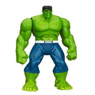 Shake 'N Smash Green Hulk Figure - Marvel Hulk and the Agents of S.M.A.S.H.
