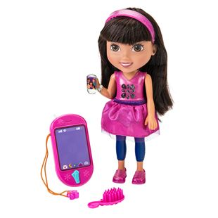 Dora and Friends -Talking Dora and Smartphone