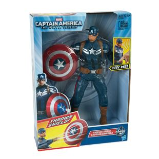 Avengers Age Of Ultron Captain America With Shield
