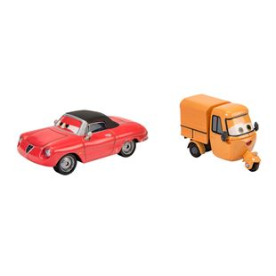 Disney Die Cast Character Cars - Assortment