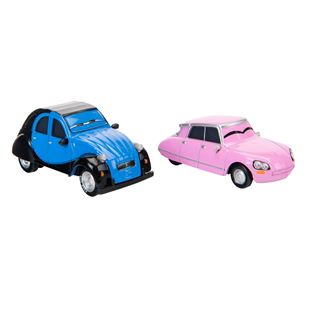 Disney Pixar Character Cars 2 pack - Assortment
