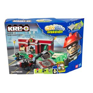 Kre-O Cityville Invasion Small Build - Assortment