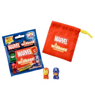 Marvel Wikkeez Collector Bag