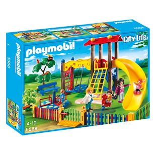 Playmobil Children's Playground 5568