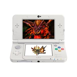 New Nintendo 3DS Console - White