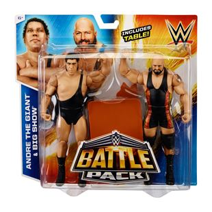 WWE Twinpack series 33 Big Show and Andre the Giant