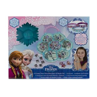 Disney Frozen Create Your Own Bracelets and Bead Set