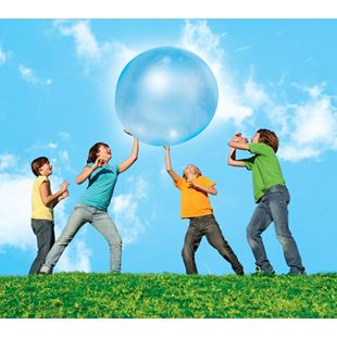 Wubble Bubble Ball With Pump - Assortment