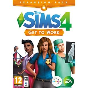 The Sims 4: Get to Work Expansion Pack