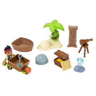 Jake & Neverland Pirates Treasure Pack