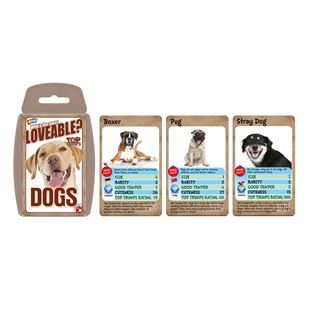 Top Trumps Dogs