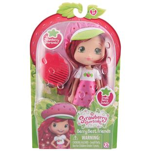 Strawberry Shortcake 6 Inch Strawberry Doll