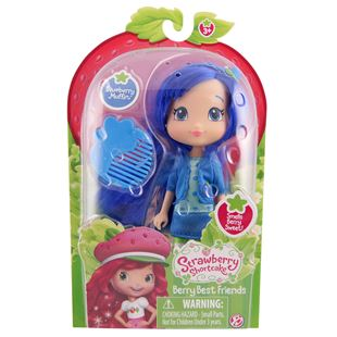 Strawberry Shortcake 6 Inch Blueberry Muffin Doll
