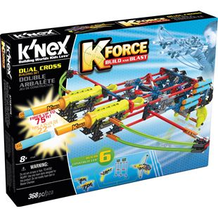K'nex K Force Dual Cross Building Set