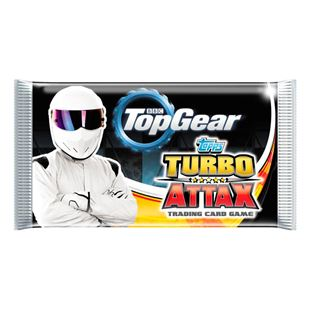 Top Gear Turbo Attax Trading Cards