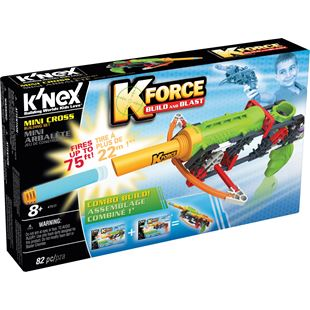 K-Force K-10X and Mini Cross Assortment
