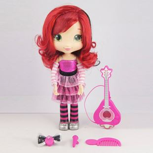 Strawberry Shortcake 11 inch Singing Rockstar Doll