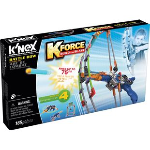 K'nex K Force Battle Bow Building Set