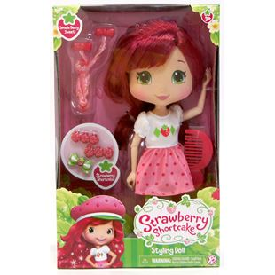 Strawberry Shortcake 11 Inch Styling Doll