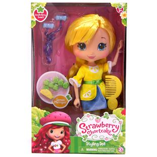 Strawberry Shortcake 11 Inch Lemon Meringue Doll