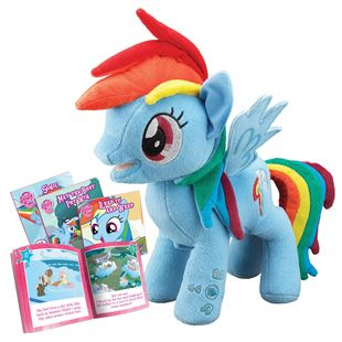 My Little Pony Rainbow Dash Animated Storyteller