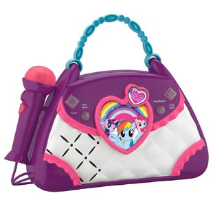 My Little Pony Sing Along Boom Box