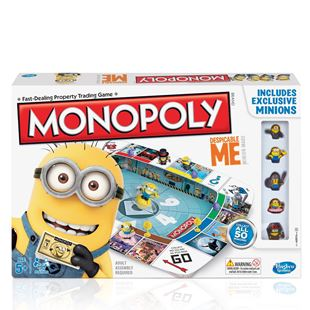 Despicable Me Monopoly Game