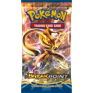 Pokemon Primal Clash Boosters