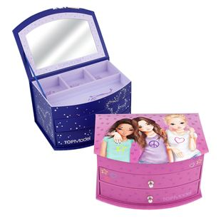 TOP Model Jewellery Box