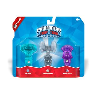 Skylanders Trap Team Traps Triple Pack 3
