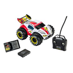 Nikko Radio Control Pro VaporizR 2 White - Red Car 40MHZ