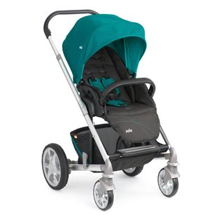 Joie Chrome Pushchair Jade
