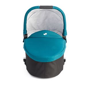 Joie Chrome Carry Cot-Jade