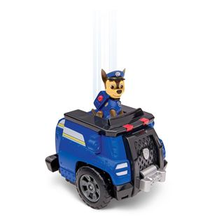 Paw Patrol On A Roll Vehicle Chase