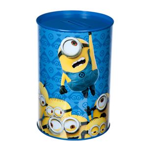 Despicable Me Minion Money Box - Assortment