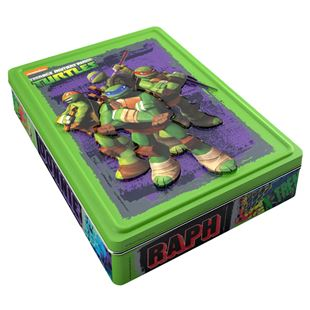 Teenage Mutant Ninja Turtles Happy Tin