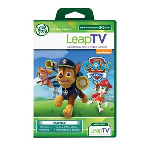 Leap TV Paw Patrol