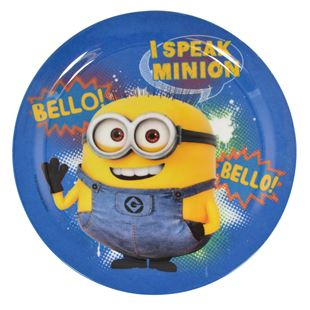 Despicable Me Minion Made Mealtime Set
