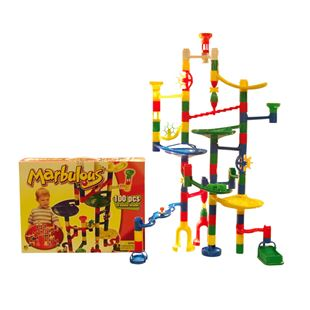 Marbulous Marble Run Game