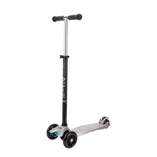 Maxi Micro T-Bar Scooter Silver