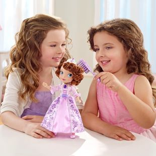 Disney Sofia the First 25cm Flower Girl Doll