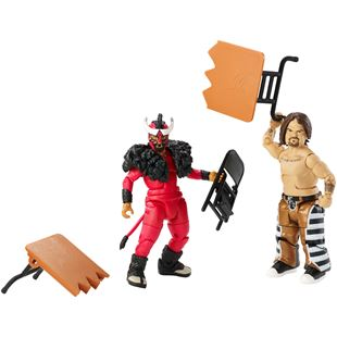 WWE Twin Pack Series 34 Hornswoggle & El Torito