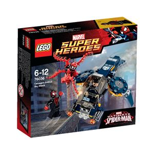 LEGO Marvel Super Heroes Carnage's Shield Sky Attack 76036