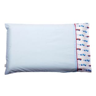 Clevamama Toddler Pillow Case - Blue